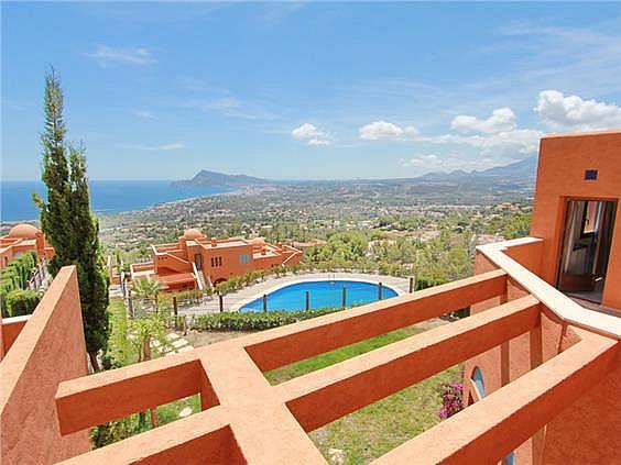 Casa en alquiler en calle Principal de la Sierra, Altea - 295684262