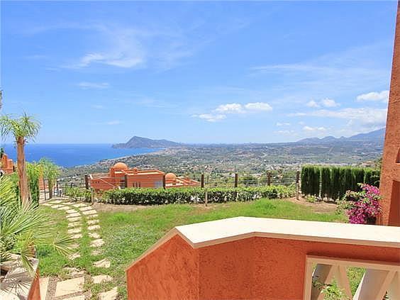 Casa en alquiler en calle Principal de la Sierra, Altea - 295684265