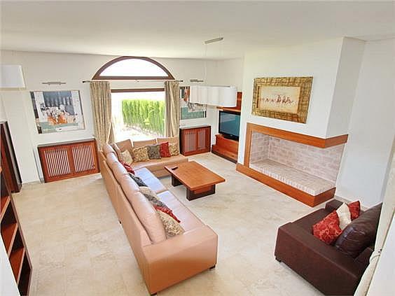 Casa en alquiler en calle Principal de la Sierra, Altea - 295684274