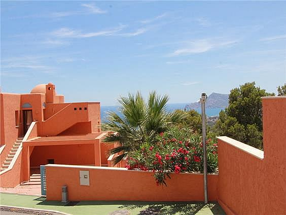 Casa en alquiler en calle Principal de la Sierra, Altea - 295684334