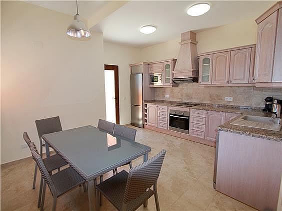 Casa en alquiler en calle Principal de la Serra, Altea - 350606936