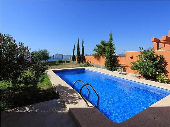 Casa en alquiler en calle Principal de la Serra, Altea - 350606963