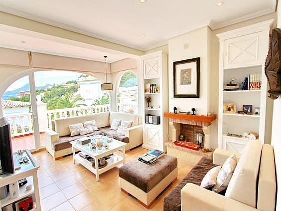 Casa adosada en alquiler en calle Europa, Altea - 345299085
