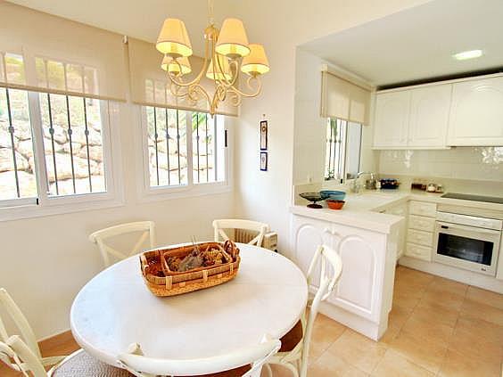 Casa adosada en alquiler en calle Europa, Altea - 345299094