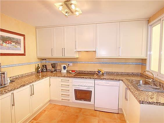 Apartamento en alquiler en calle Berlin, Altea - 349287065