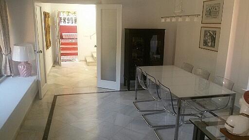 Chalet en alquiler en calle Del Prado, Nueva Andalucía en Marbella - 251556312