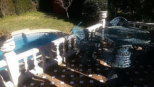 Chalet en alquiler en calle Del Prado, Nueva Andalucía en Marbella - 251556344
