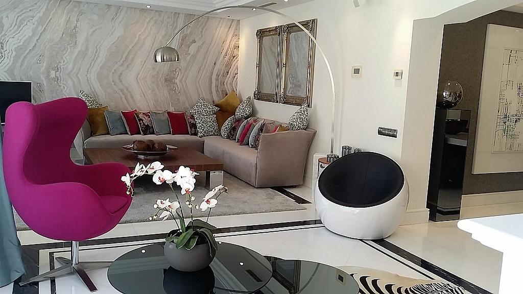 Piso en alquiler en calle Isabel de Farnesio, Milla de Oro en Marbella - 282795937
