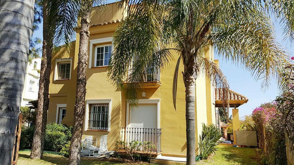 Chalet en alquiler en calle De la Navegacion, Marbella Centro en Marbella - 292374238