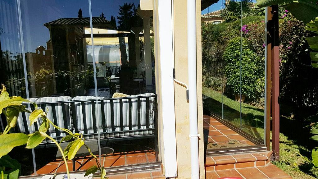 Chalet en alquiler en calle De la Navegacion, Marbella Centro en Marbella - 292374252