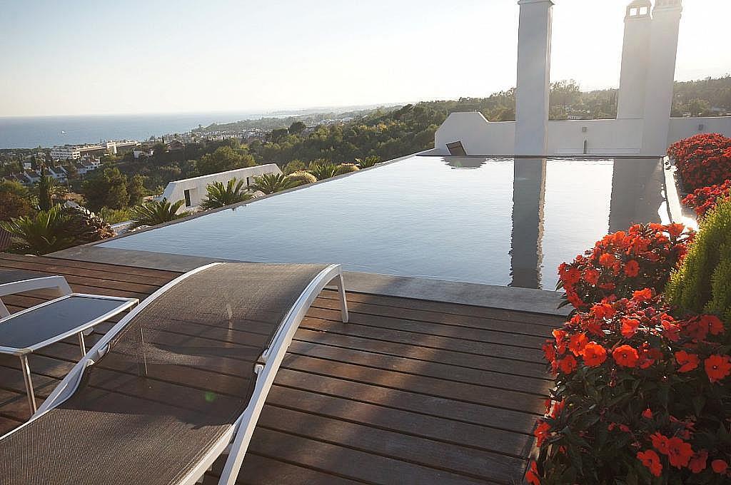 Ático-dúplex en alquiler en calle Santa Ana, Milla de Oro en Marbella - 292417624