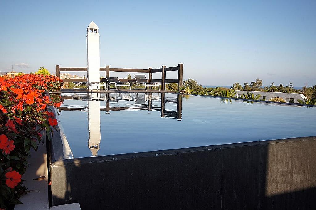 Ático-dúplex en alquiler en calle Santa Ana, Milla de Oro en Marbella - 292417625
