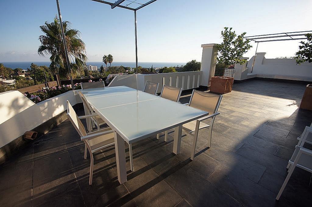 Ático-dúplex en alquiler en calle Santa Ana, Milla de Oro en Marbella - 292417632