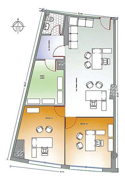 Oficina en alquiler en calle Ricardo Soriano, Marbella Centro en Marbella - 296258493