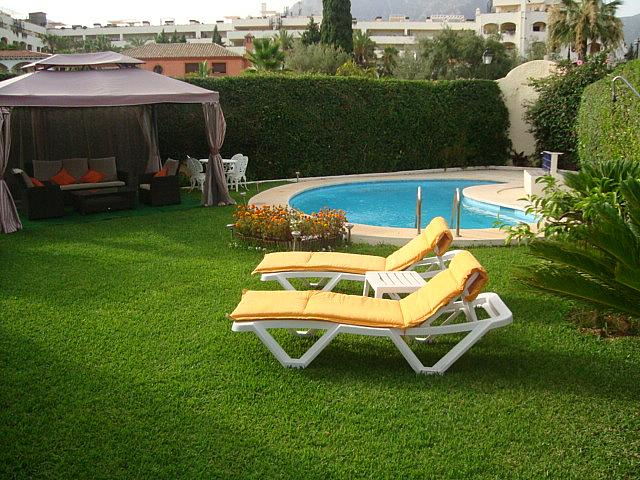 Chalet en alquiler de temporada en calle Goya, Urbanizaciones en Marbella - 310882407
