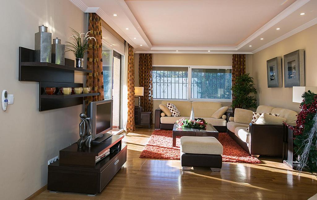 Chalet en alquiler de temporada en calle Goya, Urbanizaciones en Marbella - 310882427
