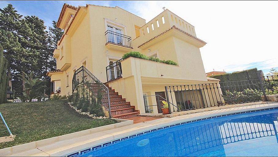 Chalet en alquiler en calle De la Navegacion, Marbella Centro en Marbella - 310882956