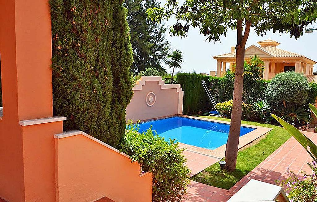 Casa pareada en alquiler en calle Cerquilla de Nagueles, Milla de Oro en Marbella - 311647440