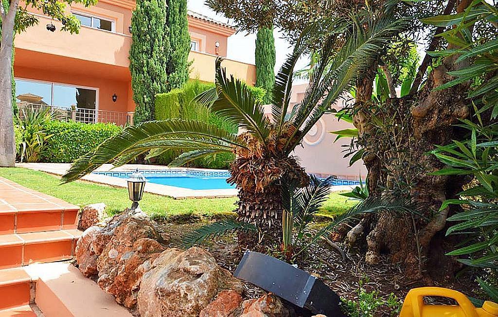Casa pareada en alquiler en calle Cerquilla de Nagueles, Milla de Oro en Marbella - 311647445