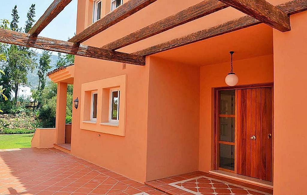 Casa pareada en alquiler en calle Cerquilla de Nagueles, Milla de Oro en Marbella - 311647453