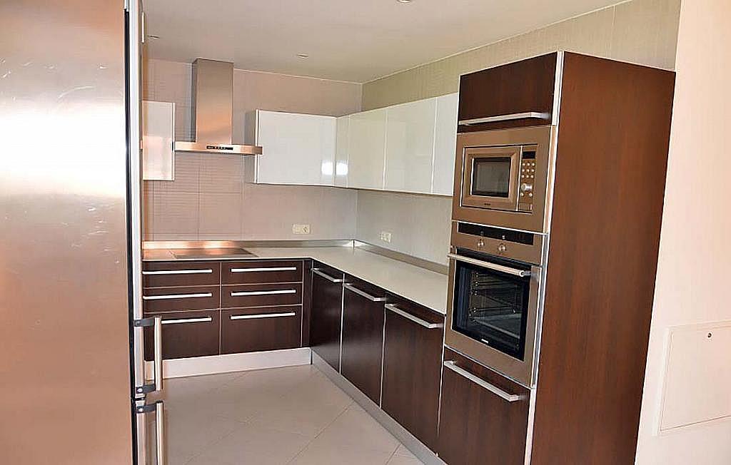 Casa pareada en alquiler en calle Cerquilla de Nagueles, Milla de Oro en Marbella - 311647466
