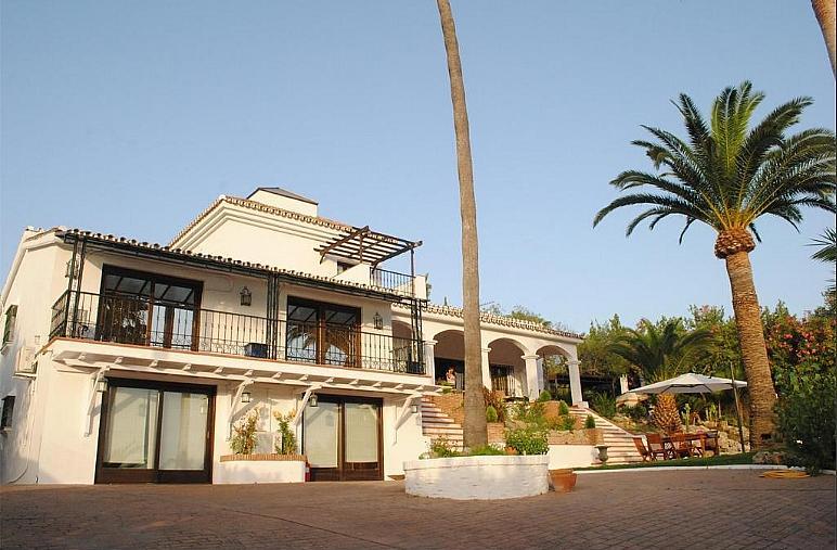 Chalet en alquiler en calle Del Prado, Nueva Andalucía-Centro en Marbella - 316741809