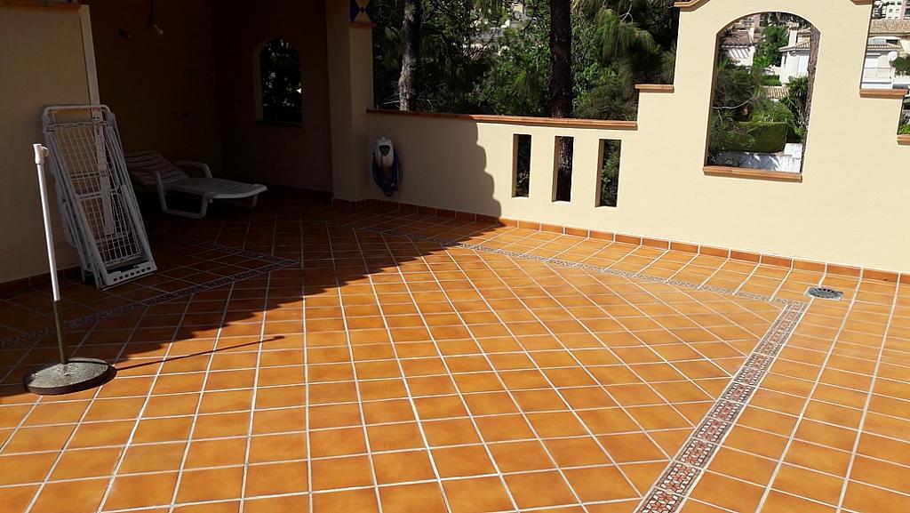 Chalet en alquiler en calle De la Navegacion, Casco Antiguo en Marbella - 328079541