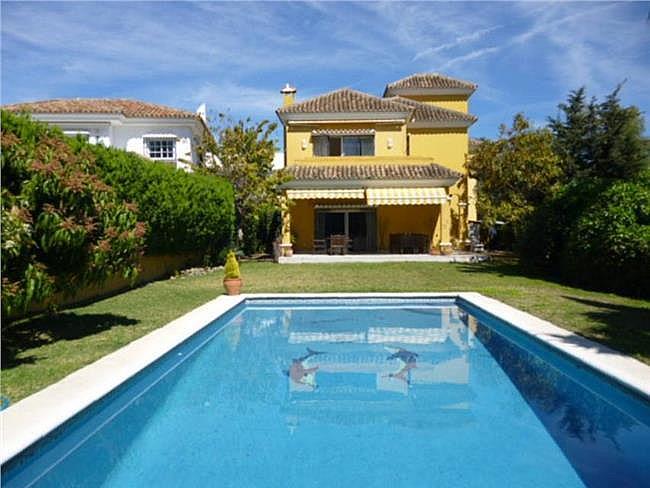 Chalet en alquiler en calle La Morera, Casco Antiguo en Marbella - 166932457