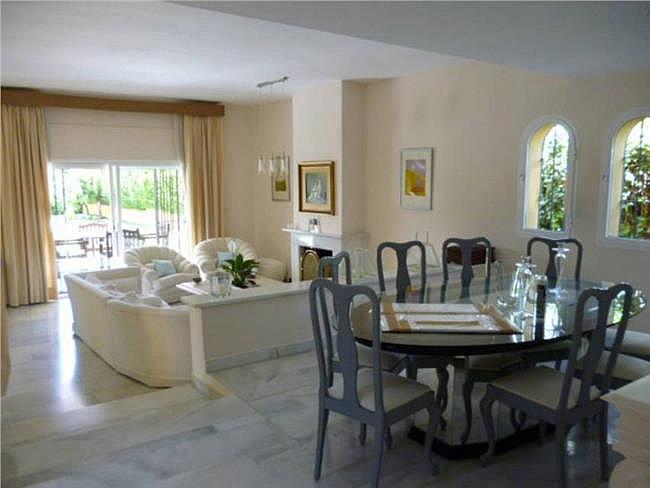 Chalet en alquiler en calle La Morera, Casco Antiguo en Marbella - 166932469