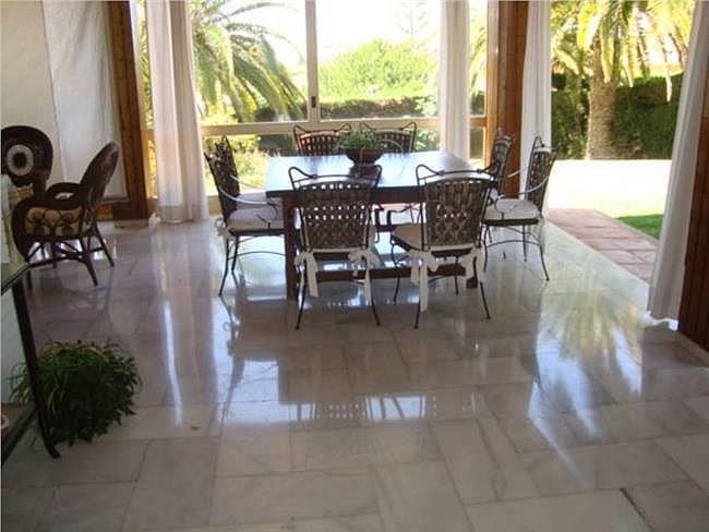 Chalet en alquiler de temporada en calle Huerta del Prado, Torrecilla-Mirador en Marbella - 166933324