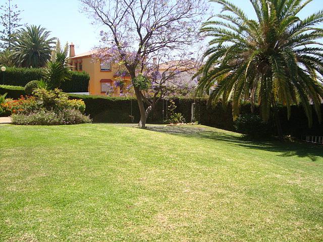 Chalet en alquiler de temporada en calle Huerta del Prado, Torrecilla-Mirador en Marbella - 184212084