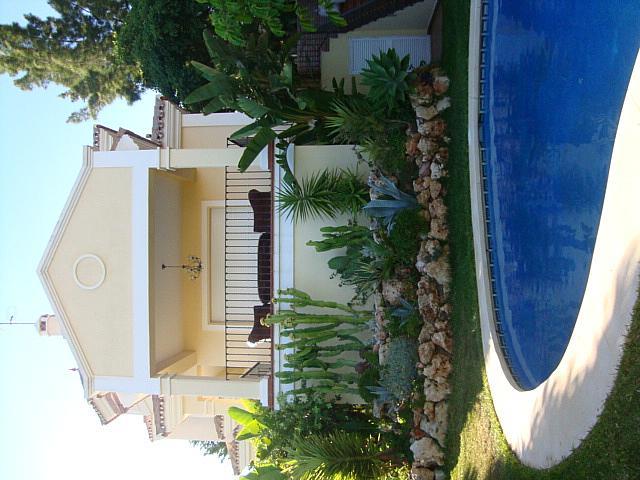 Chalet en alquiler en calle El Valle, Benahavís - 170469095