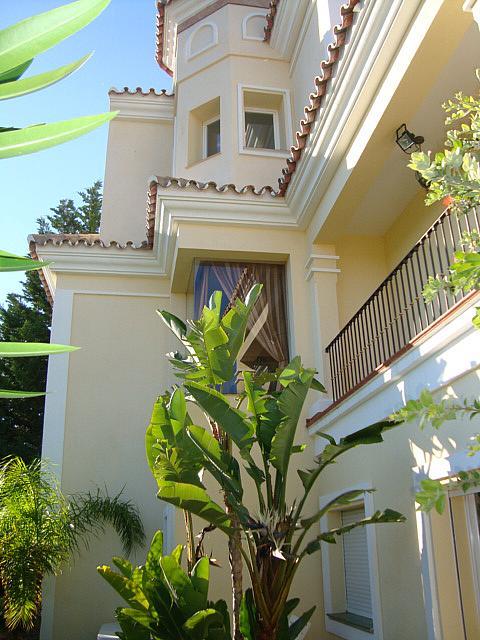 Chalet en alquiler en calle El Valle, Benahavís - 170469096