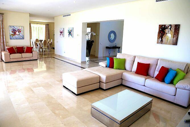 Chalet en alquiler en calle Lima, Estepona - 203127636
