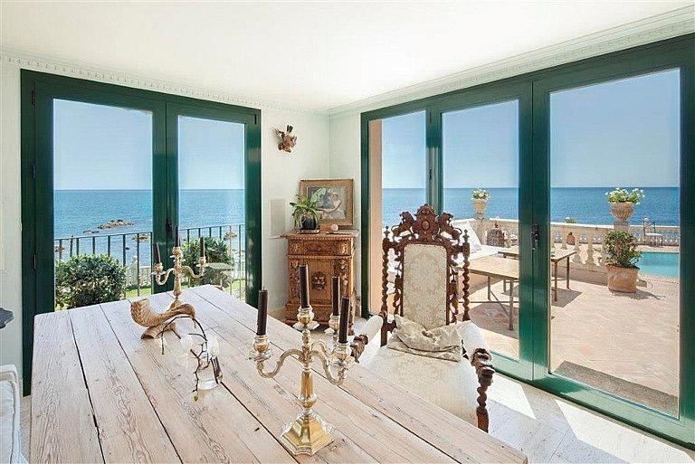 Chalet en alquiler en calle De la Playa, Divina Pastora en Marbella - 357217693