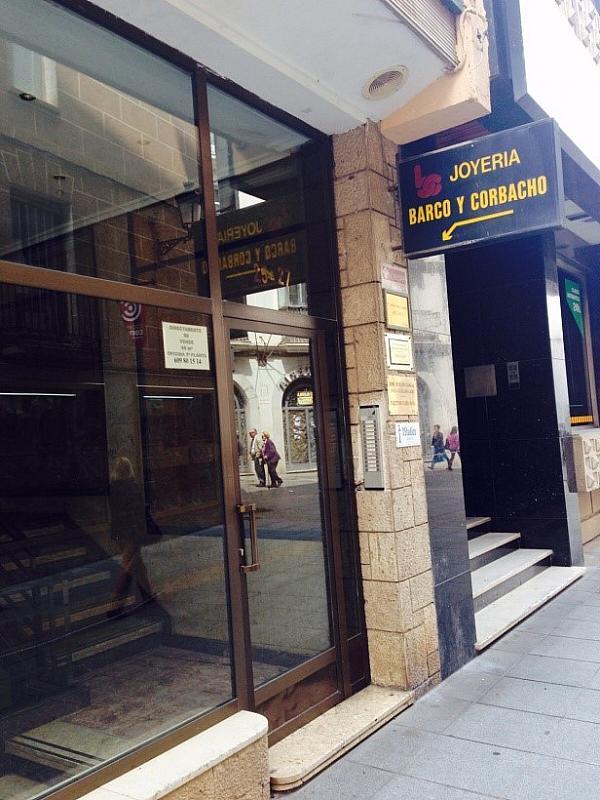 Oficina en alquiler en calle Donoso Cortes, Cáceres - 305974412