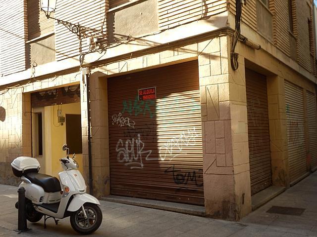 Local comercial en alquiler en calle Miracle, Ciutat Fallera en Valencia - 264445115