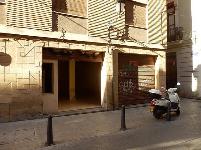Local comercial en alquiler en calle Miracle, Ciutat Fallera en Valencia - 264445118
