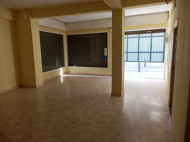 Local comercial en alquiler en calle Miracle, Ciutat Fallera en Valencia - 264445122