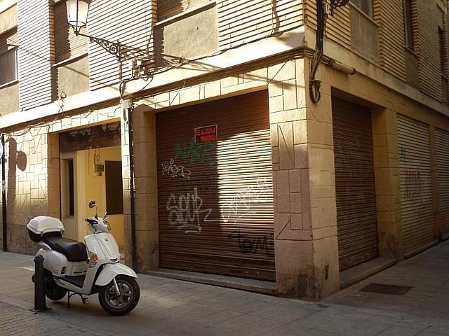 Local comercial en alquiler en calle Miracle, Ciutat Fallera en Valencia - 264445161