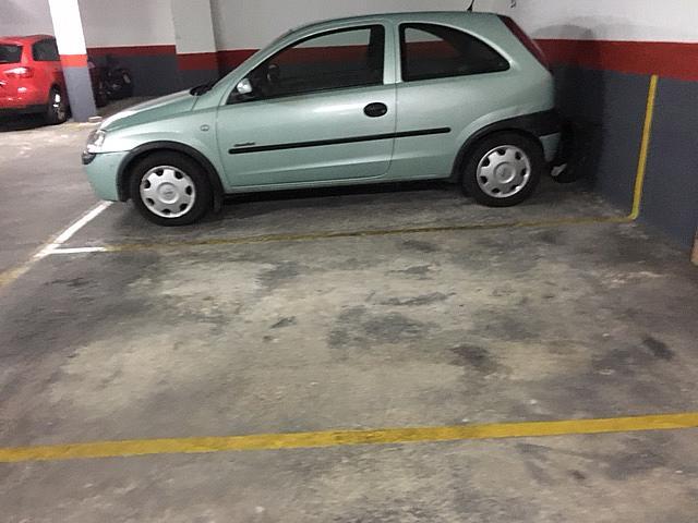 Parking en alquiler en calle Luis Oliag, Montolivet en Valencia - 264786295