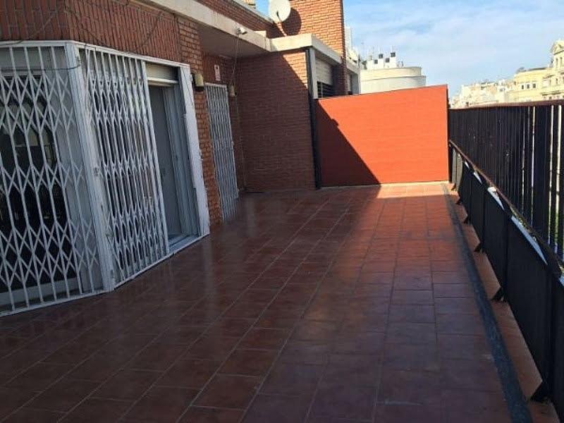 Ático en alquiler en calle Colón, Sant Francesc en Valencia - 325291508