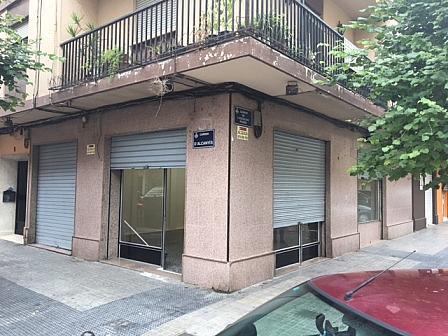 Local comercial en alquiler en calle Alcañiz, Benicalap en Valencia - 326273574