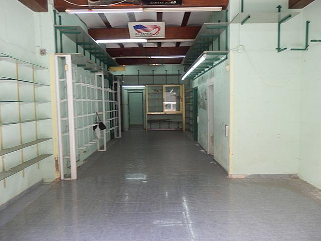 Local comercial en alquiler en calle Dama de Elche, La Creu del Grau en Valencia - 218258008