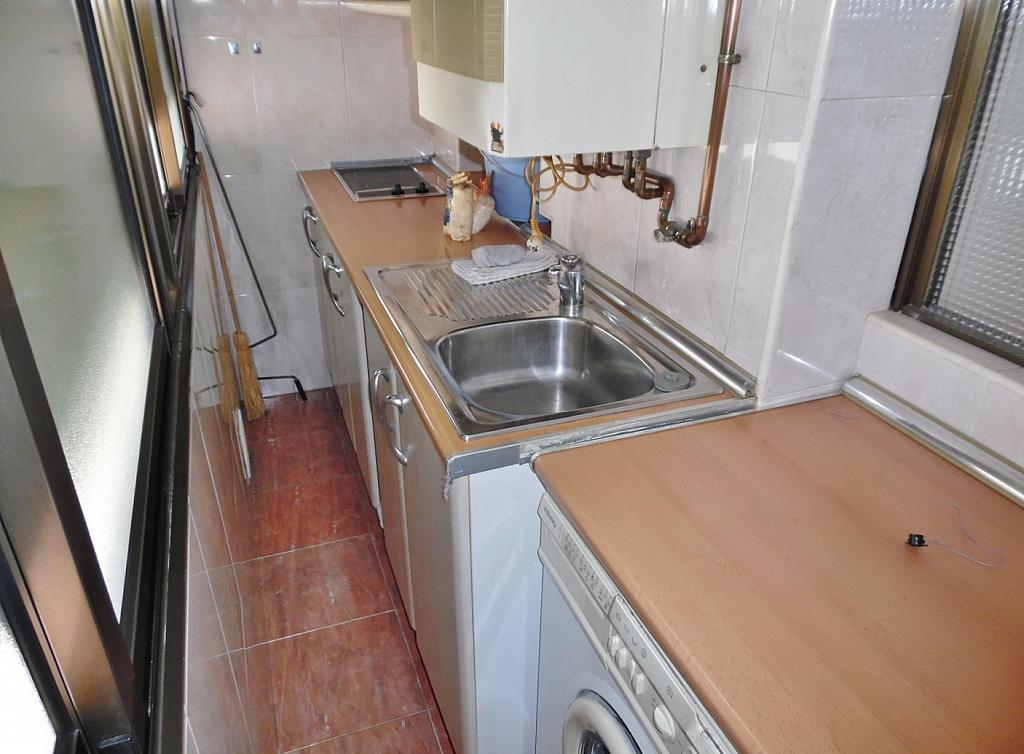 Cocina - Piso en alquiler en calle San Mario, San Fermín en Madrid - 330430970