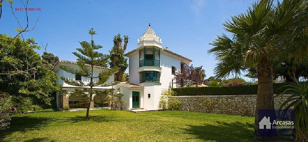 - Villa en alquiler en calle Antequera, Benalmádena Costa en Benalmádena - 240000697