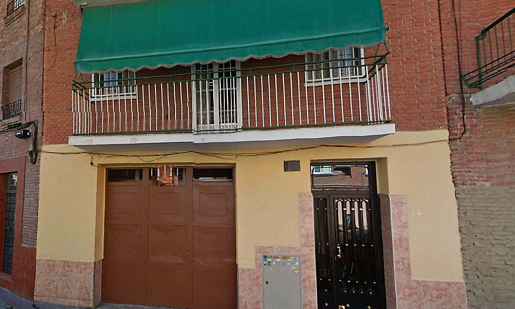 Fachada - Almacén en alquiler en calle Sierra de Alcubierre, San Diego en Madrid - 286925718