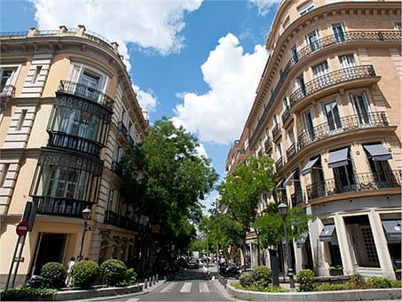 Piso en alquiler en calle Velazquez, Recoletos en Madrid - 280677929