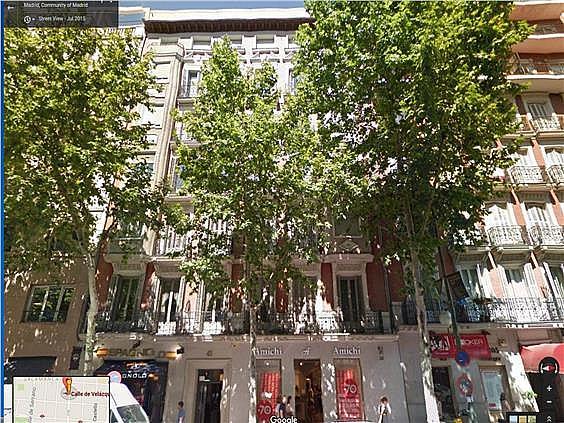 Piso en alquiler en calle Velazquez, Recoletos en Madrid - 280677938
