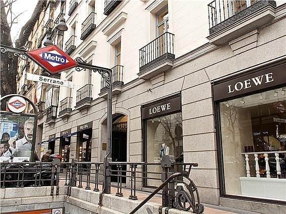 Piso en alquiler en calle Velazquez, Recoletos en Madrid - 280677941